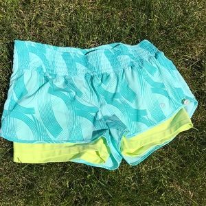 Workout/bicycle shorts
